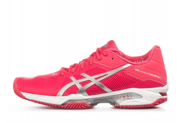 ASICS GEL-SOLUTION SPEED 3 CLAY E651N-1993 Ροζ