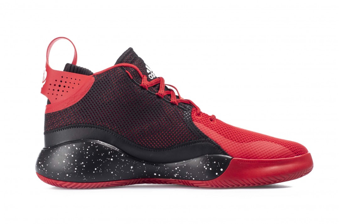adidas Performance D ROSE 773 2020 FW8656 Κόκκινο