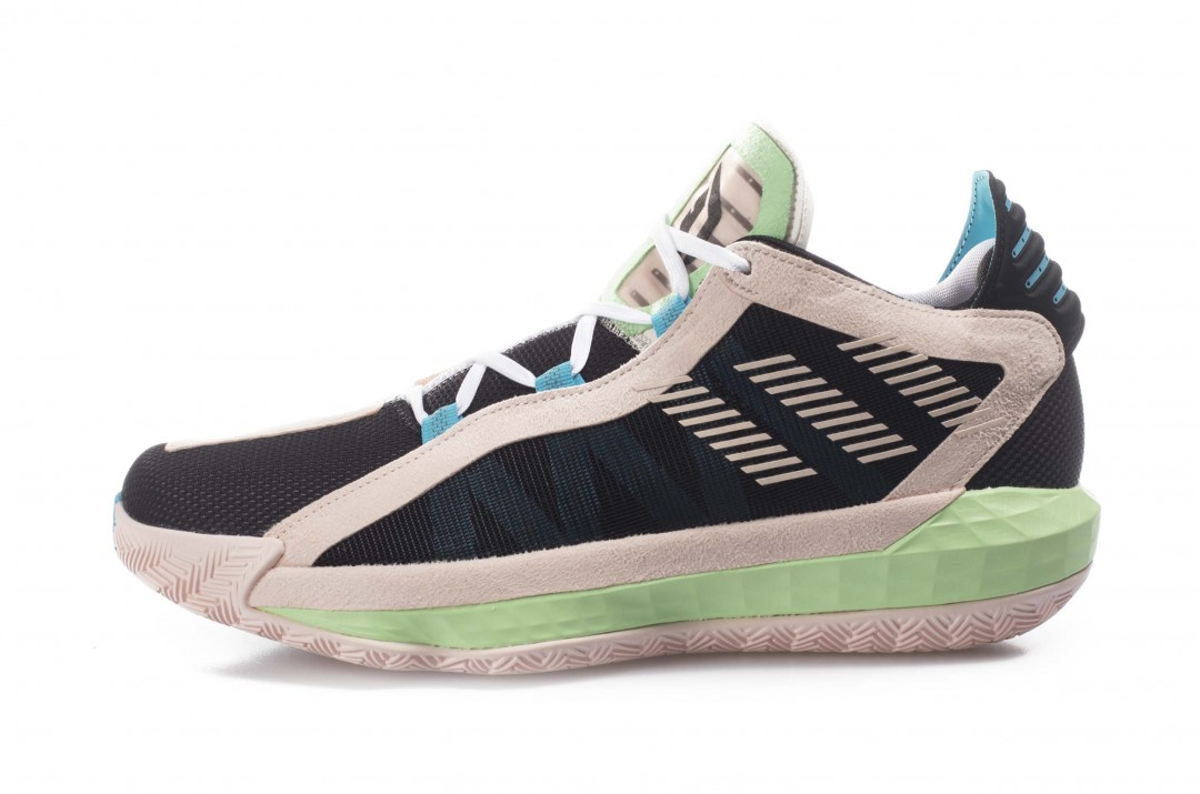 adidas Performance DAME 6 FY0875 Πολύχρωμο