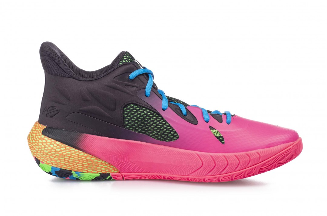 UNDER ARMOUR HOVR HAVOC 3 3023088-602 ΠΟΛΥΧΡΩΜΟ