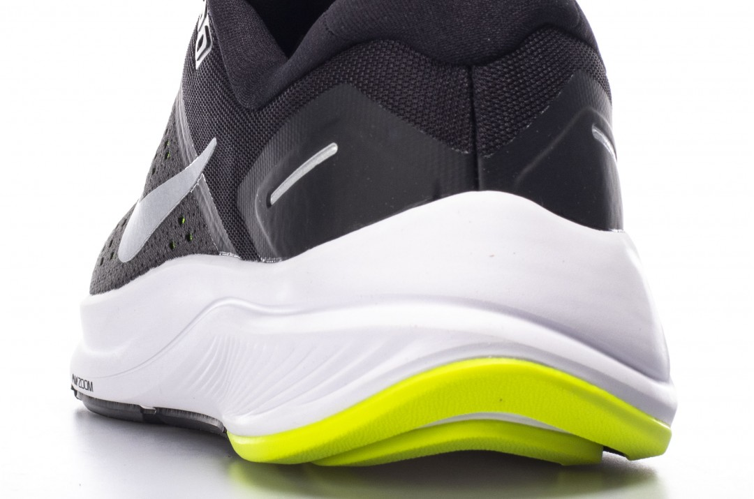 NIKE AIR ZOOM STRUCTURE 23 CZ6720-010 Μαύρο