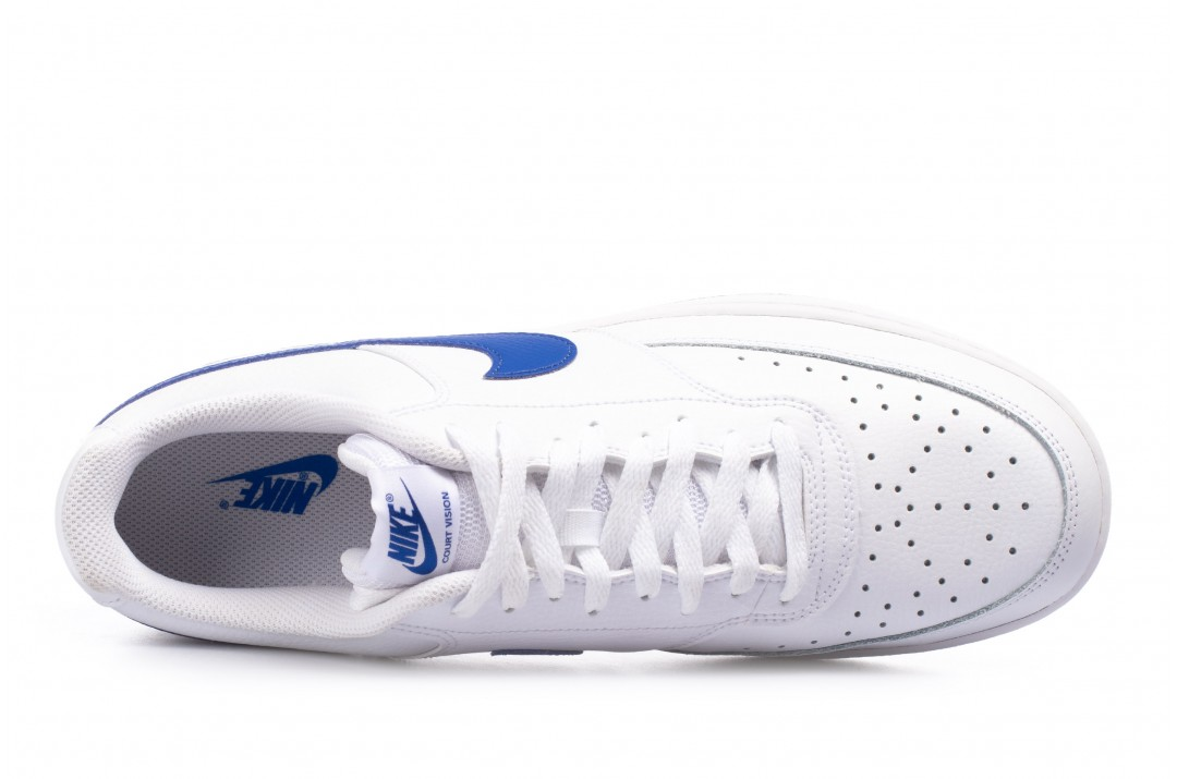 NIKE COURT VISION LOW CD5463-103 Λευκό