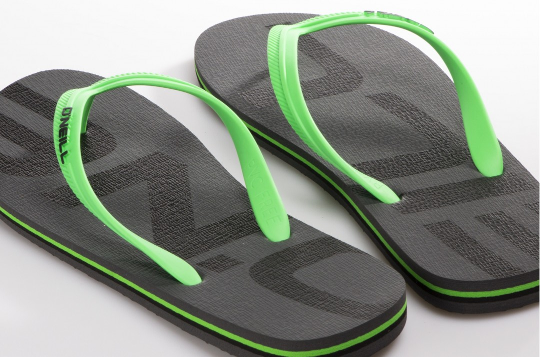 O'NEILL PROFILE LOGO SANDALS 9A4522-8026 Ανθρακί