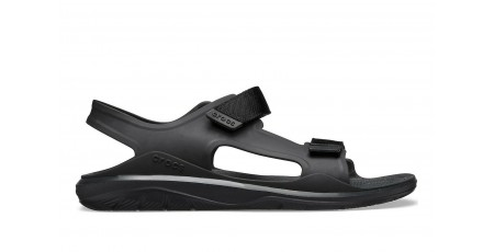 CROCS SWIFTWATER EXPEDITION SANDAL M 206526-060 Μαύρο
