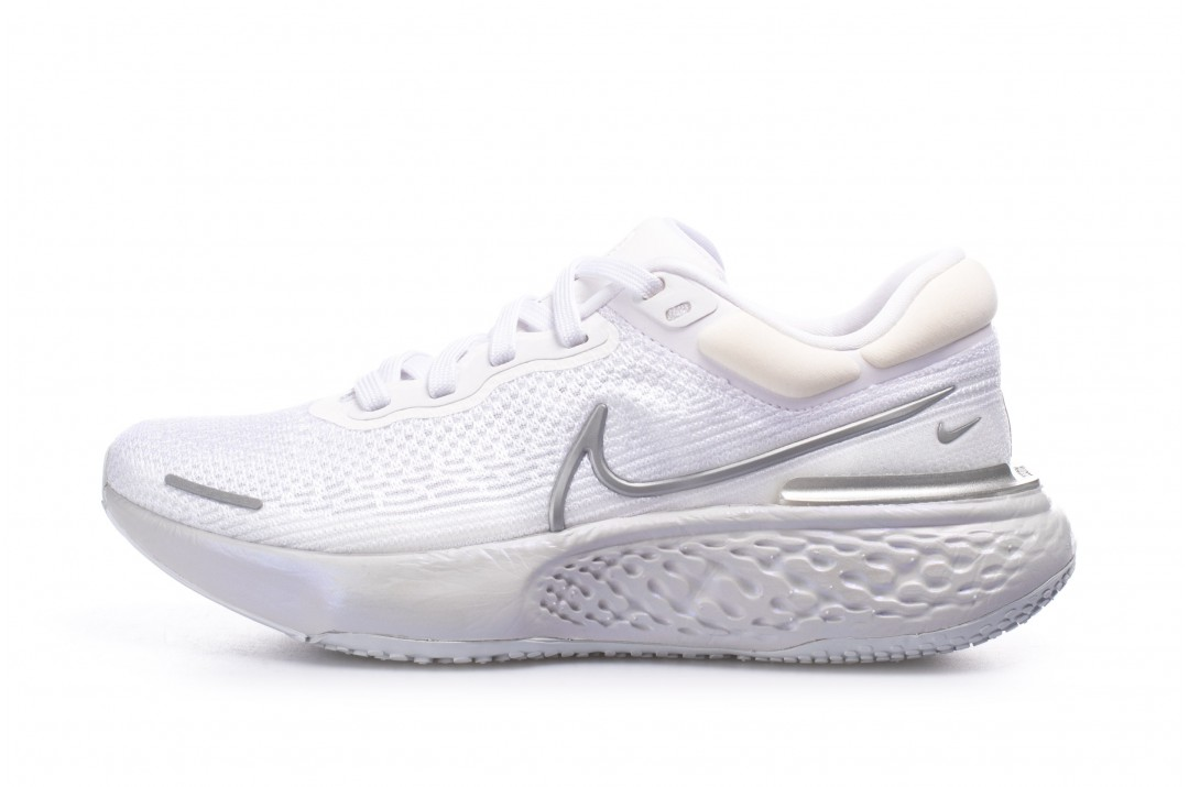NIKE ZOOMX INVINCIBLE RUN FLYKNIT CT2229-101 Λευκό