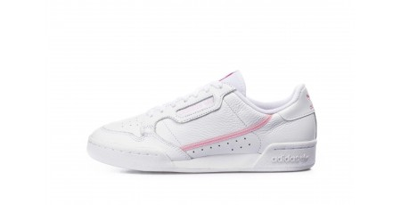 adidas Originals CONTINENTAL 80 W G27722 Λευκό