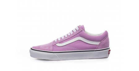 VANS OLD SKOOL VA3WKT3SQ-3SQ Λιλά