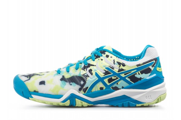 ΥΠΟΔΗΜΑΤΑ TENNIS ASICS GEL-RESOLUTION 7 L.E. MELBOURNE E760Y-0143 Λευκό