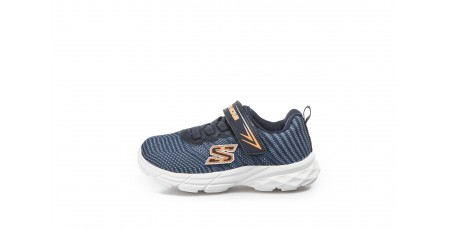 SKECHERS ECLIPSOR 95030N-NVSL Μπλε