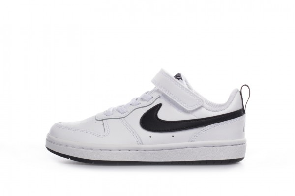 NIKE COURT BOROUGH LOW 2 BQ5451-104 Λευκό