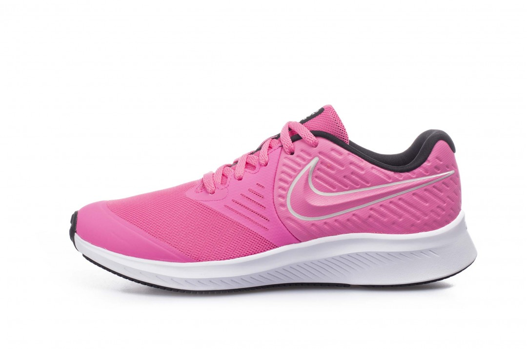 NIKE STAR RUNNER 2 GS AQ3542-603 Ροζ