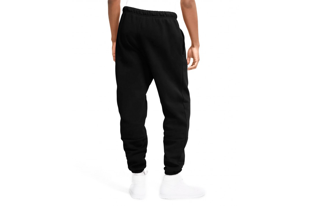 JORDAN M J JUMPMAN AIR FLEECE PANT CK6694-010 Μαύρο