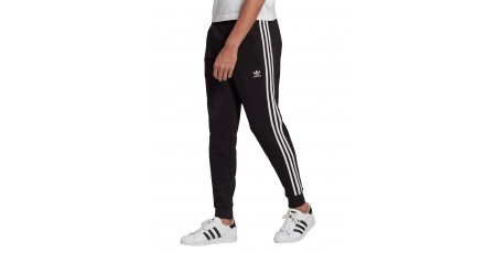 adidas Originals 3-STRIPES PANTS GN3458 Μαύρο