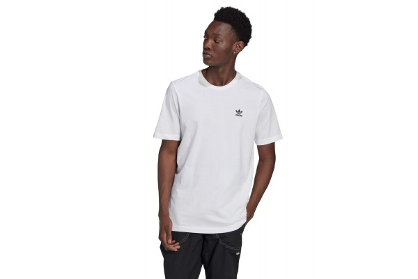 adidas Originals LOUNGEWEAR ADICOLOR ESSENTIALS TREFOIL T-SHIRT GN3415 Λευκό