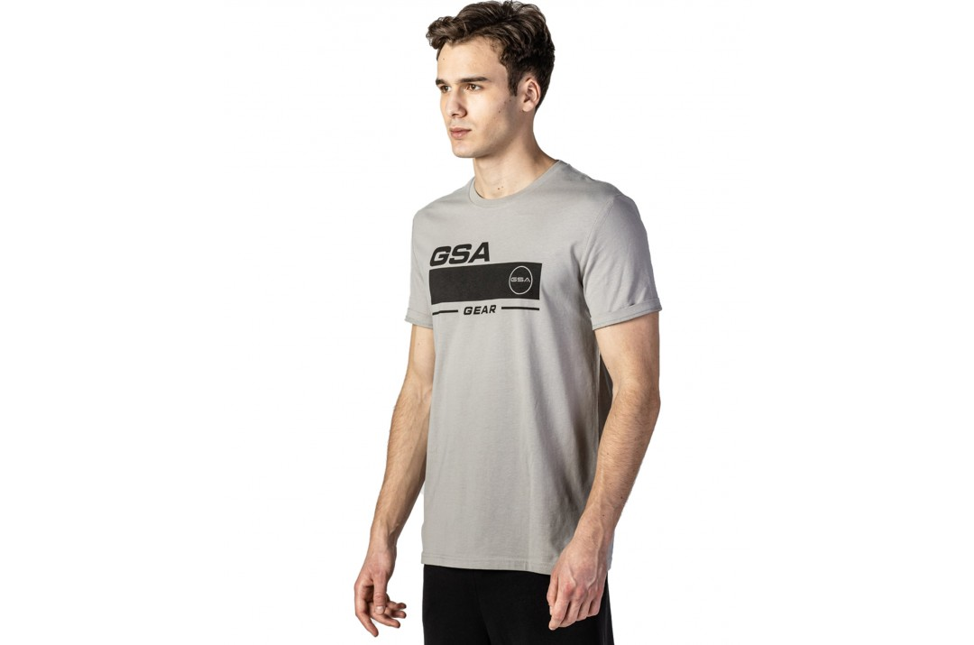 GSA UPWARD GEAR TEE 17-121505-50 TYPE A Γκρί