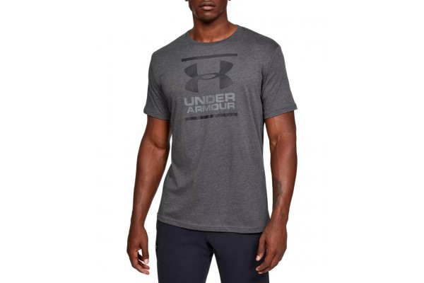 UNDER ARMOUR GL FOUNDATION SS T 1326849-019 Ανθρακί