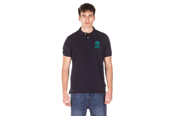 FRANKLIN MARSHALL POLO JM6005.000.3005P01-205 Μπλε