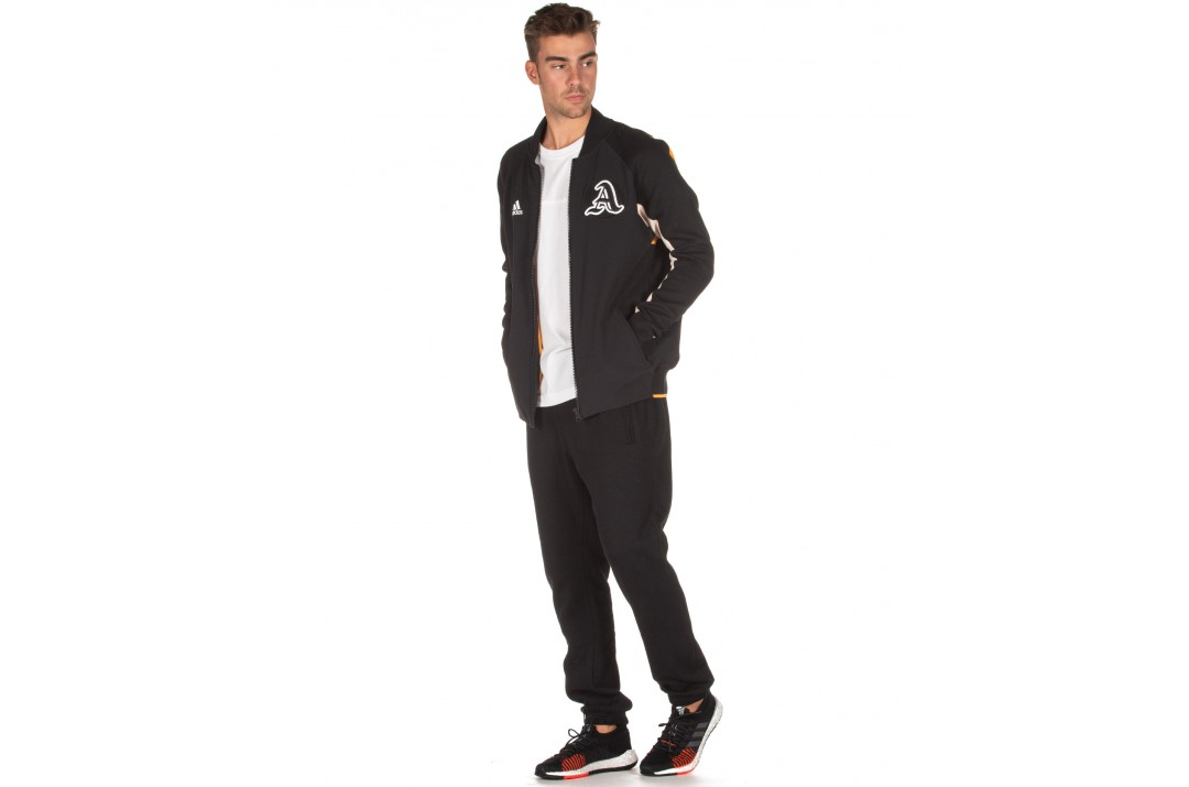 adidas Performance VRCT JACKET EA0372 Μαύρο