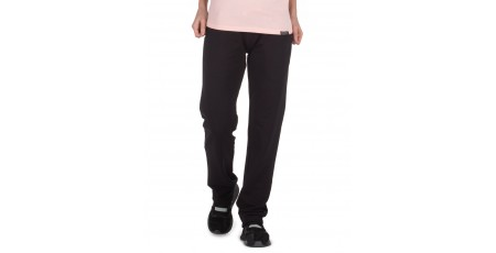 DISTRICT75 WOMEN'S SWEATPANTS 120WPA-755-071 Μαύρο