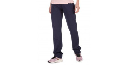 DISTRICT75 WOMEN'S SWEATPANTS 120WPA-755-011 Μπλε