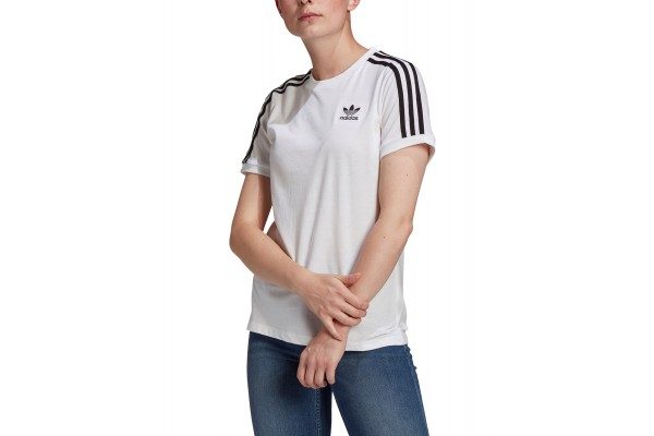 adidas Originals ADICOLOR CLASSICS 3-STRIPES T-SHIRT GN2913 Λευκό