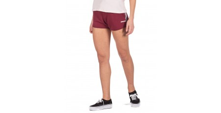 EMERSON ATHLETIC SWEAT SHORTS 191.EW26.42-RASPBERRY Μπορντό