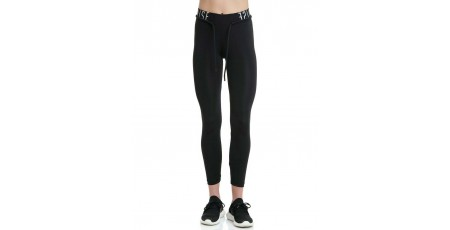 BODYTALK BDTKW HIGH WAISTED LEGGINGS 4/4 1211-909006-00100 Μαύρο