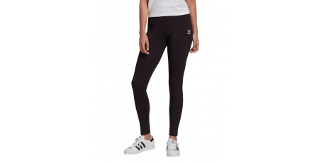 adidas Originals LOUNGEWEAR ADICOLOR ESSENTIALS LEGGINGS GN8271 Μαύρο