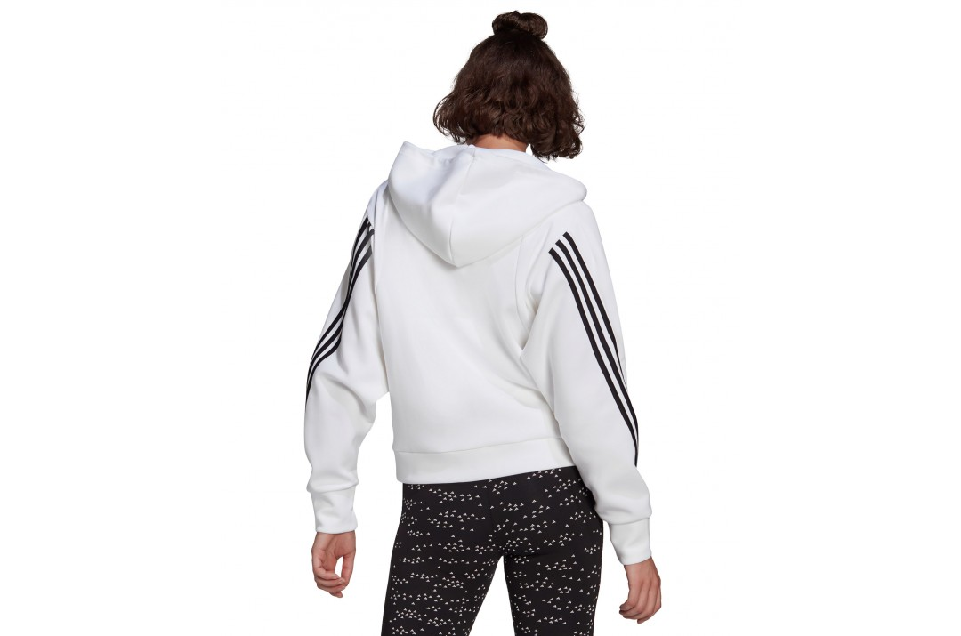 adidas Performance W FI S FZ HD GJ5419 Λευκό