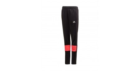 adidas Performance MUST HAVES 3-STRIPES AEROREADY JOGGERS GE0563 Μαύρο