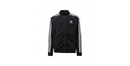 adidas Originals SST TRACK TOP GE1974 Μαύρο