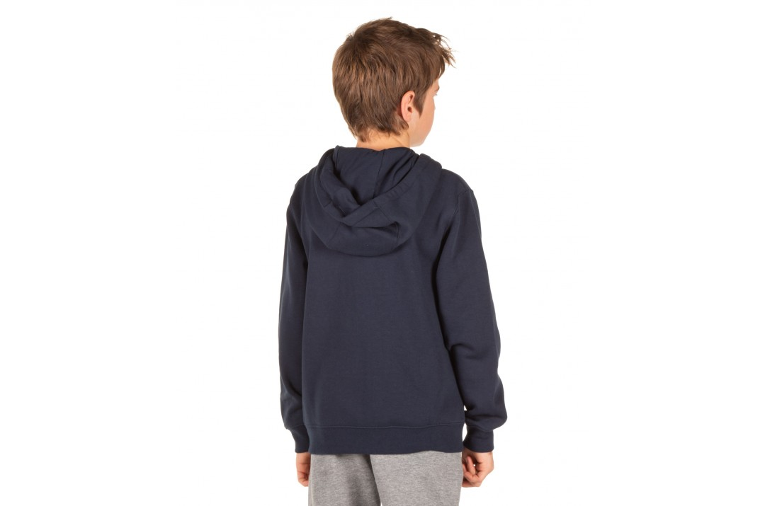 RUSSELL ATHLETIC BOY'S FULL-ZIP HOODIE A7-915-2-190-190 Μπλε