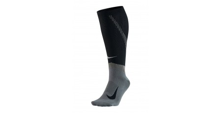 NIKE ELITE COMPRESSION OVER THE CALF SX6267-010 Μαύρο