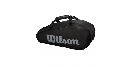 WILSON TOUR 2 COMP BKGY SMALL WRZ849306 Μαύρο