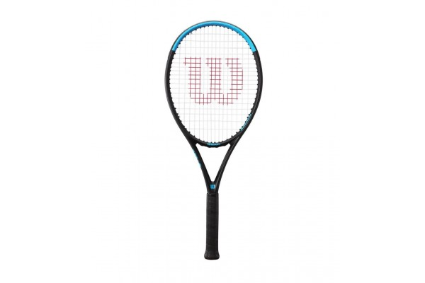 WILSON RECREATIONAL RACKETS ULTRA POWER 105 TNS RKT WR055910 Μαύρο