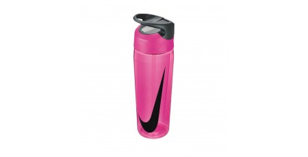 NIKE TR HYPERCHARGE STRAW BOTTLE 24 OZ N.OB.E3-625 Φούξια