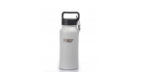 HEALTHY HUMAN 16oz (473ml) - STEIN BOTTLE HH-SOB07-PURE WHITE Λευκό
