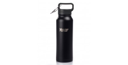 HEALTHY HUMAN 21oz (621ml) - STEIN BOTTLE HH0013-PURE BLACK Μαύρο