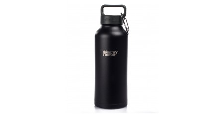 HEALTHY HUMAN 32oz (946ml) - STEIN BOTTLE HH0027-PURE BLACK Μαύρο