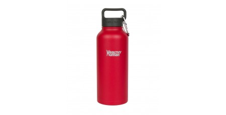 HEALTHY HUMAN 32OZ 946ML STEIN BOTTLE HH0024-RED HOT Κόκκινο