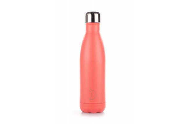 CHILLY'S PASTEL CORAL 500ML 200218-PASTEL CORAL Κοραλί