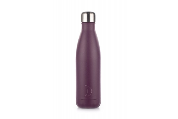 CHILLY'S PURPLE MATTE 500ML 200222-PURPLE MATTE Μωβ