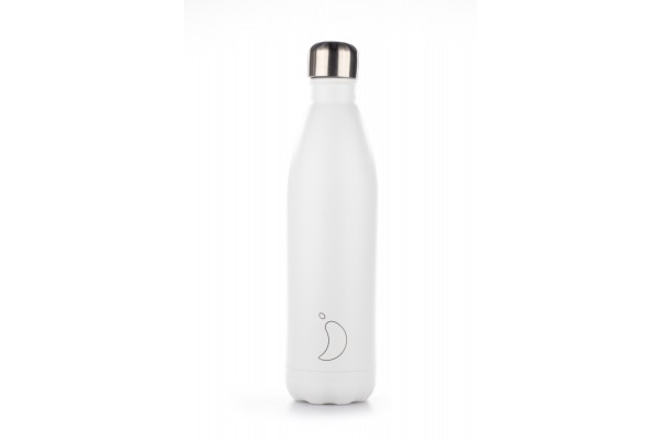 CHILLY'S MATTE WHITE 750ML 200402-MATTE WHITE Λευκό