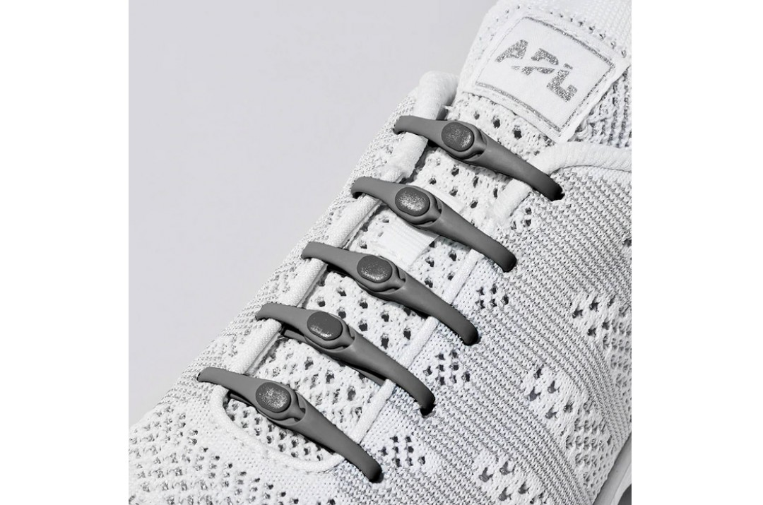 HICKIES LACES PH2AS-010 Ανθρακί