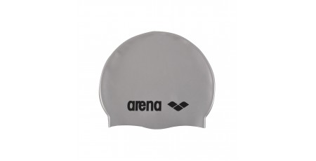 ARENA SILICONE JR CLASSIC 91670-051 Ασημί
