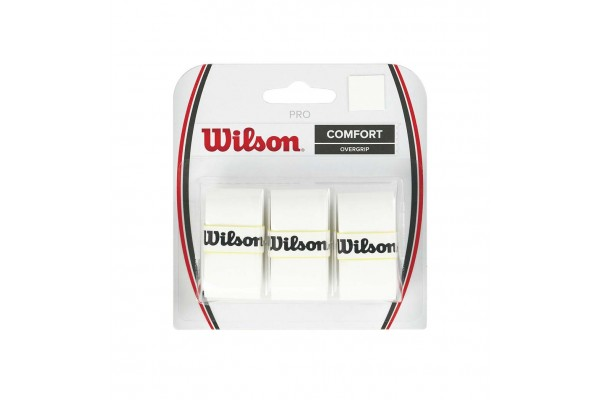 WILSON PRO OVERGRIP WRZ4014WH Λευκό