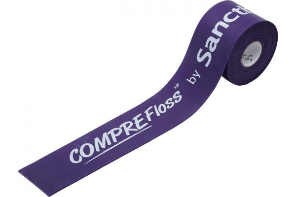 AMILA ΛΑΣΤΙΧΟ FLOSS BAND 1.6mm PLUM 88283-37 Ο-C