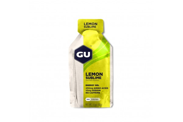 GU ENERGY LEMON LIME 002-109 Ο-C