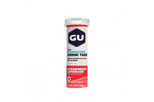 GU ENERGY STRAWBERRY-LEMONADE 002-276 56 gr Ο-C