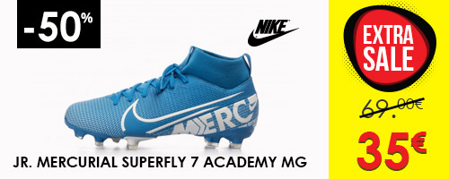 NIKE MERCURIAL SUPERFLY 7 -50%